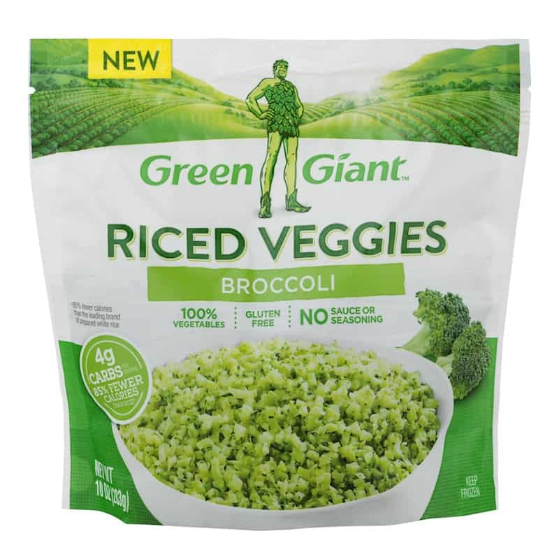 green giant riced veggies broccoli