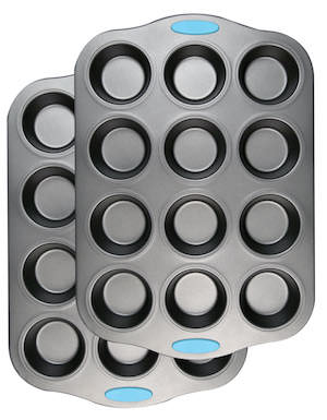 Image of some Tasty Muffin Tins