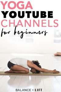 Learn yoga from the comfort of your own home. Start an at-home yoga practice with these top 5 yoga YouTube channels and fall in love with yoga today.