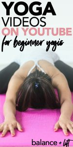 Here are 5 great yoga videos for beginners looking to get started with their yoga practice.