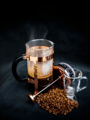 french press coffee maker - best keto supplements