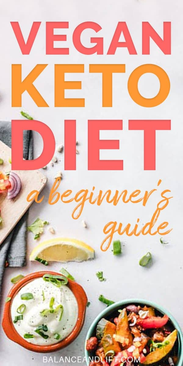 vegan keto guide image