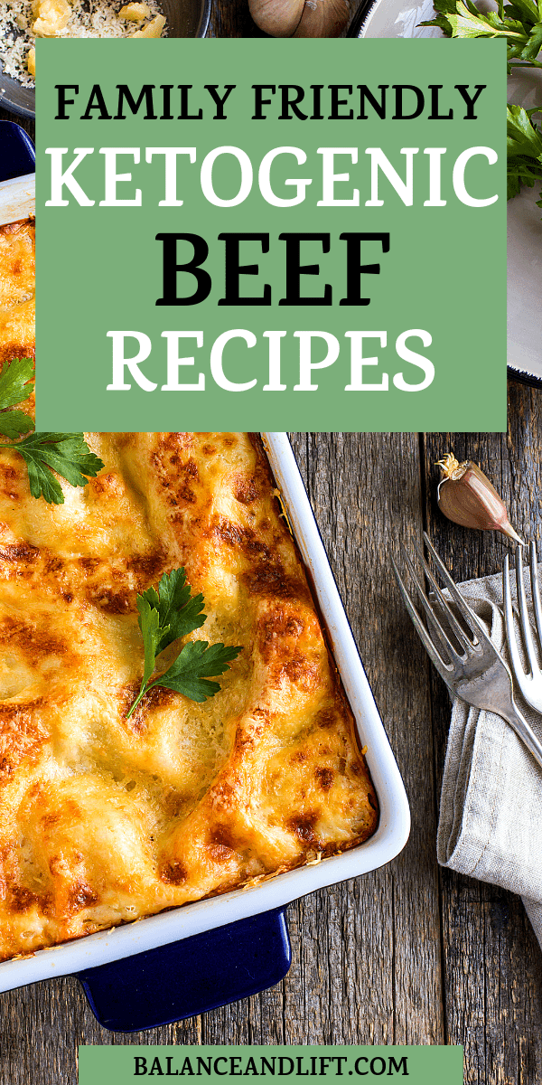 keto friendly lasagna - keto beef recipes