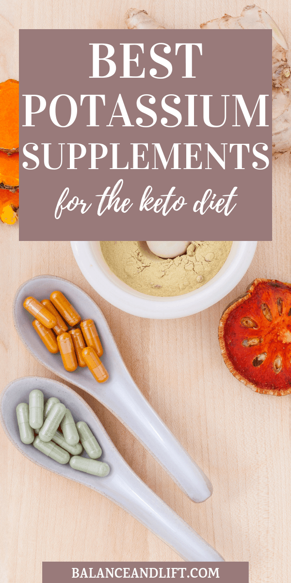supplements on spoons and in a bowl