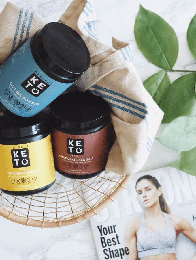 perfect keto ketone supplements