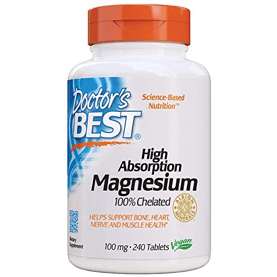 doctors best magnesium supplement