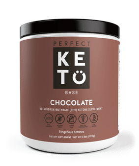 perfect keto base exogenous ketone supplement