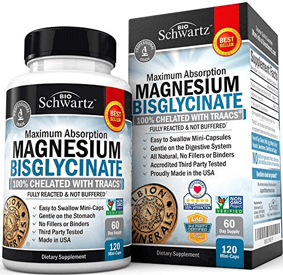 schwartz magnesium supplement