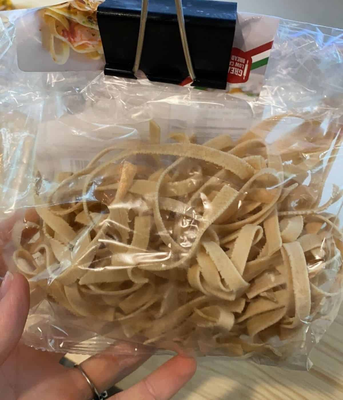 great low carb bread company noodles