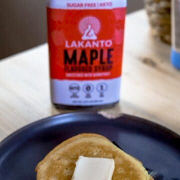 keto pancakes for a honest review of lakanto