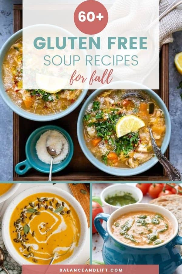 gluten free soup recipes for fall