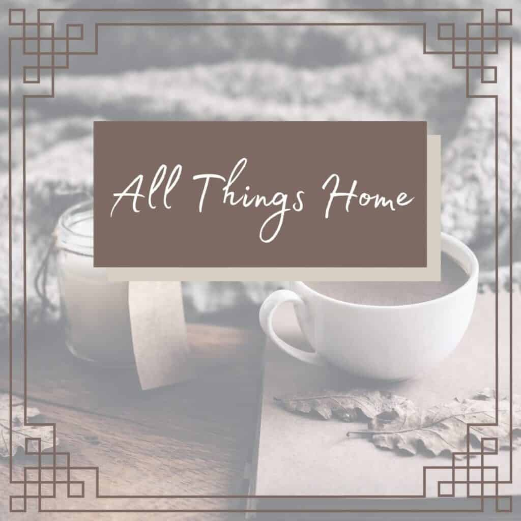all things home with balance and lift