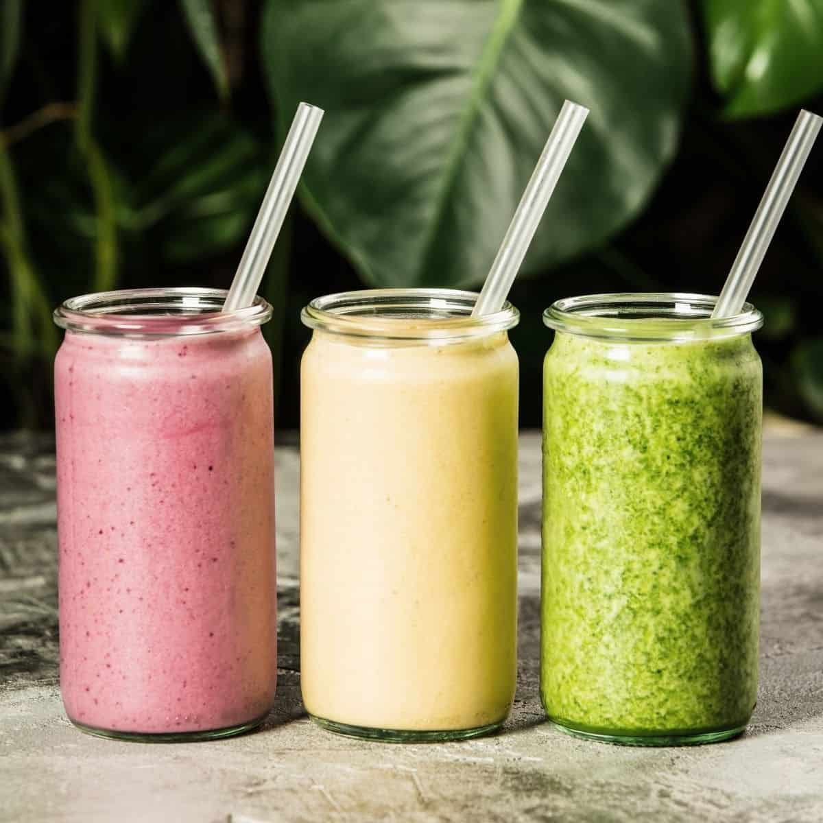 building better smoothies at home